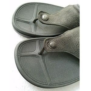 3629bf7f34752 Fitflop Shoes - FITFLOP MICRO WOBBLE BOARD THONG SANDALS •EUC